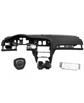 Airbags Kit - Audi A6 2004 - 2011