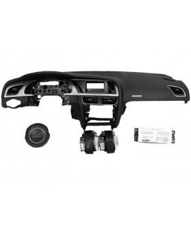 Airbags Kit - Audi A5 Sportback 2011 -