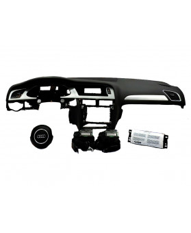 Kit Airbags - Audi A5 Cabriolet 2012 -