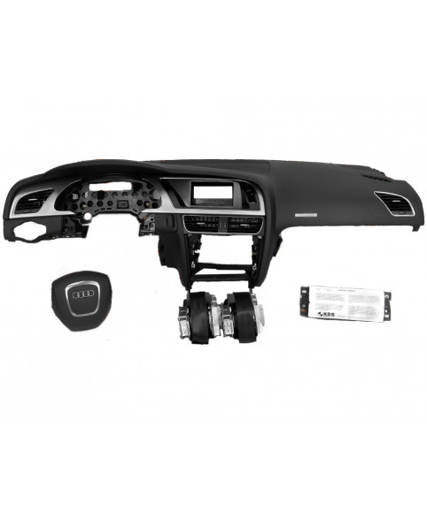 Kit Airbags - Audi A5 Cabriolet 2009 - 2012