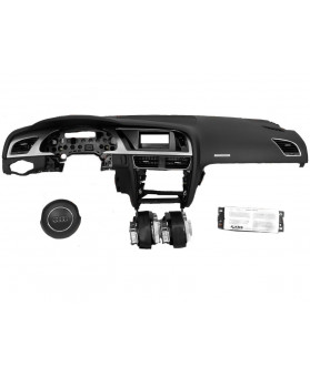 Airbags Kit - Audi A5 2012 -