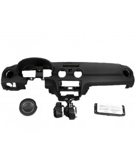 Airbags Kit - Audi A1 2010 -