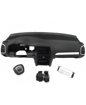Kit de Airbags - Audi Q7 2010 - 2015