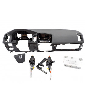 Kit de Airbags - Volvo XC60 2008-2017