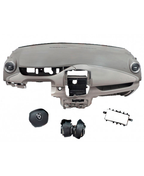 Airbag Kit - Renault ZOE 2012-
