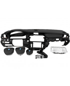 Kit Airbags - BMW Serie-5 Touring (F11) 2010 -