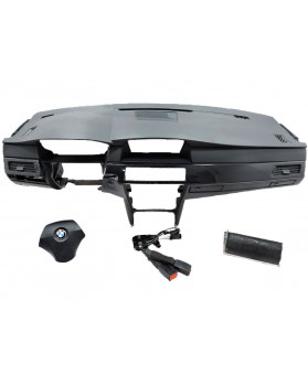 Kit Airbags - BMW Serie-5 (E60) 2005 - 2010