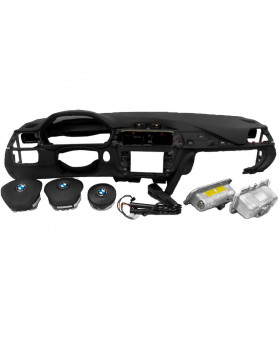 Kit de Airbags - BMW Serie-4 (F32) 2013 -