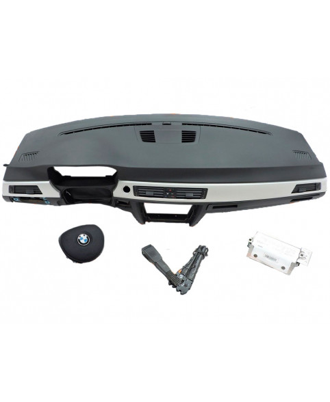 Airbags Kit - BMW Serie-3 Coupe (E92) 2006 - 2012