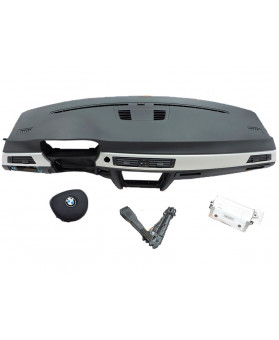 Kit Airbags - BMW Serie-3 Cabriolet (E93) 2005 - 2012