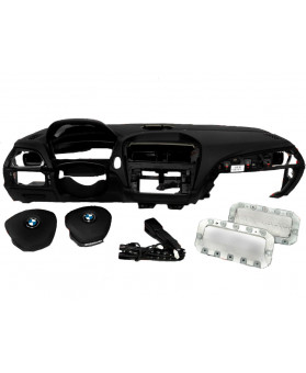 Airbags Kit - BMW Serie-1 (F21) 2011 -