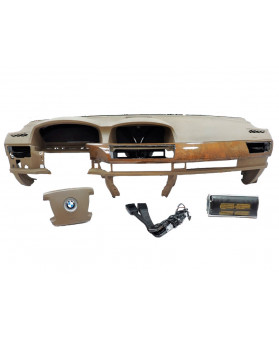 Kit de Airbags - BMW Serie-7 (E65) 2002 - 2008
