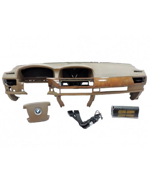 Kit Airbags - BMW Serie-7 (E65) 2002 - 2008