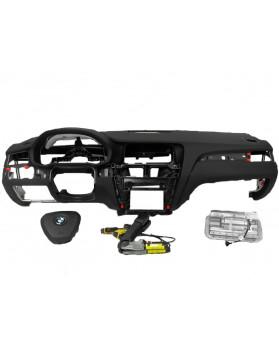 Airbags Kit - BMW X3 2010 -