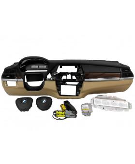 Airbags Kit - BMW X5 2006 - 2013