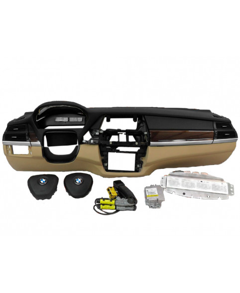 Kit Airbags - BMW X5 2006 - 2013