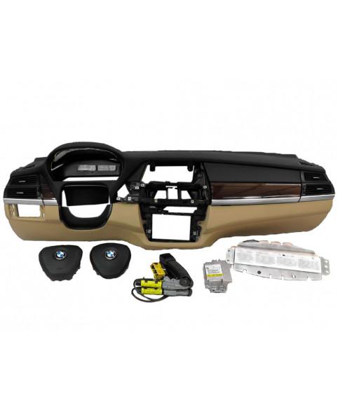 Airbags Kit - BMW X6 2008 - 2014