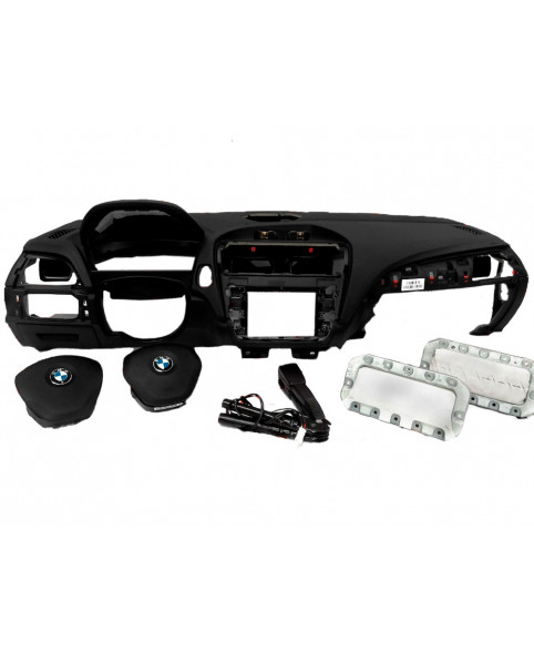 Airbags Kit - BMW Serie-1 (f20) 2011 -