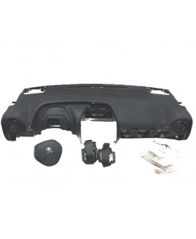 Kit de Airbags - Peugeot 108 2014-