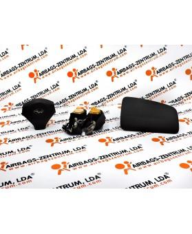 Kit Airbags - Subaru Impreza 2001 - 2007